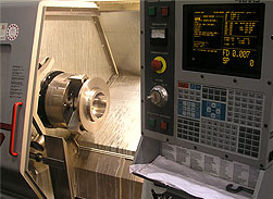 Our Typical CNC Turning Center