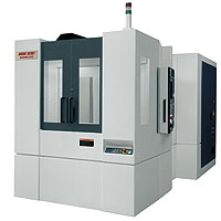 Our New Horizontal Machining Center